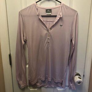 Lacoste Henley Shirt